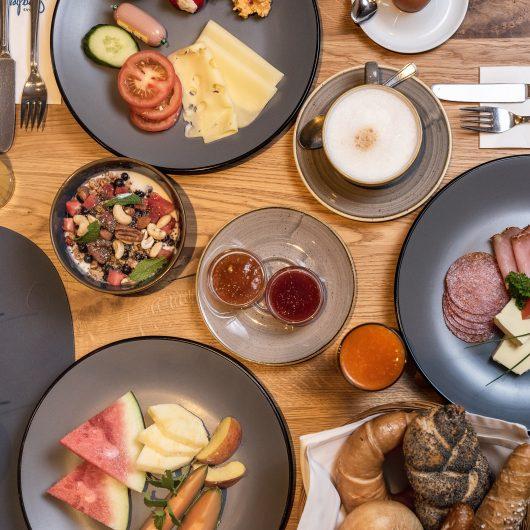 Frühstück im Stoaberg